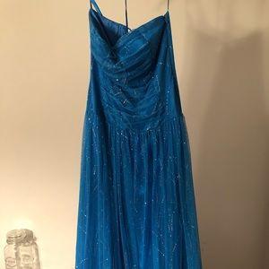 Dresses & Skirts - Floor-length, blue dress